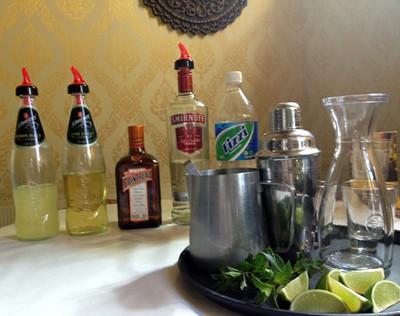 Bunja Thai Cocktail Ingredients