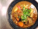 Massaman Curry Lamb Shank