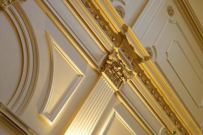 Ornate architecture